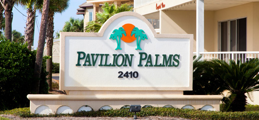 pavilion palms photos